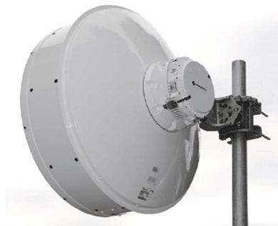 PTP 800 6 à 38 GHz avec licence