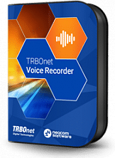 TRBOnet Voice Recorder