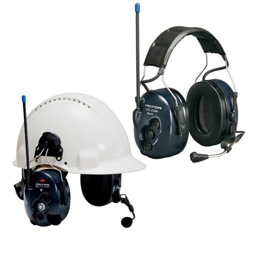 CASQUES RADIO AUTONOMES PROGRAMMABLES