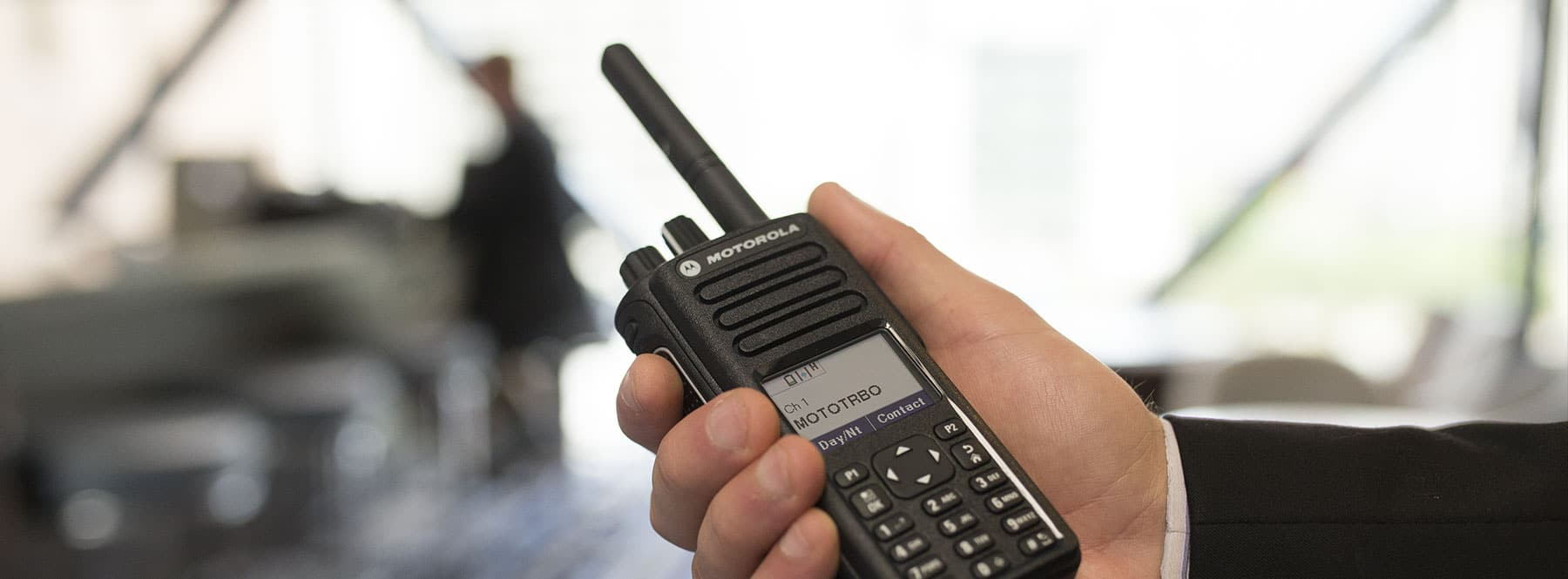 Syrade -  Système radio équipement